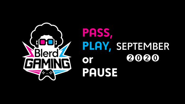 September Videogame Releases - Pass Play or Pause