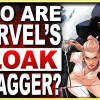Who Are Marvels Cloak & Dagger