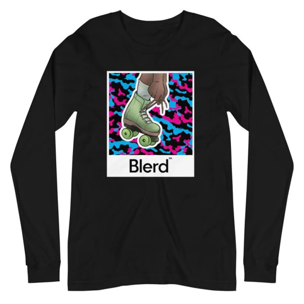 Normalize Blackness Skater Long Sleeve Tee