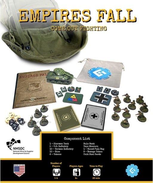 Empires Fall Mockup