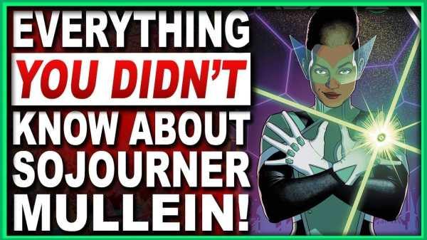 Green Lantern Jo Mullein
