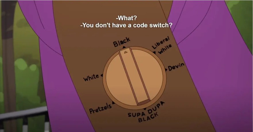 Big Mouth Code-Switching Song 2