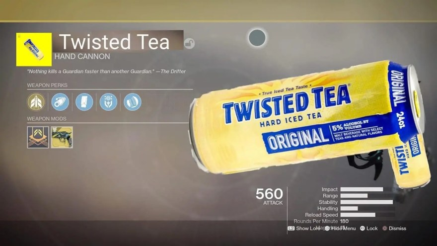 Twisted Tea Meme 3