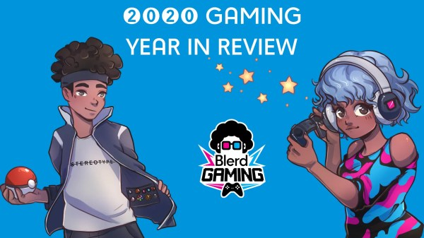 2020 gaming year in review