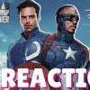 Falcon & The Winter Soldier Trailer Reaction