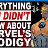 prodigy marvel smartest mutant