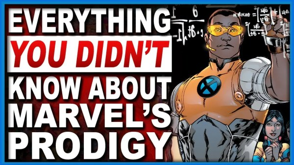 prodigy marvel smartest mutant