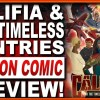 Califia & The Timeless Sentries Motion Comic Preview