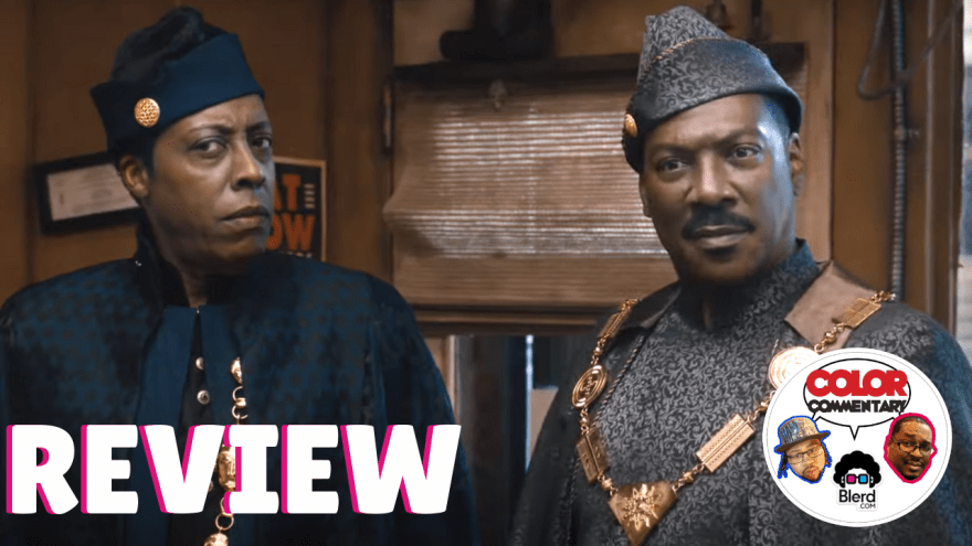 Coming 2 America 2021 Review