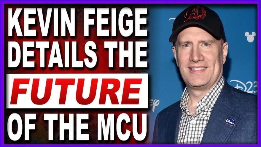 Kevin Feige Reveals Why You Won't See MCU Movies Premier On Disney+