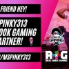MsPinky313 Joins Facebook Gaming!