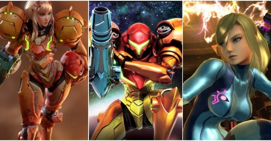 Samus Aran Metroid The 16 Most Influential Playable Women Characters In Video Games