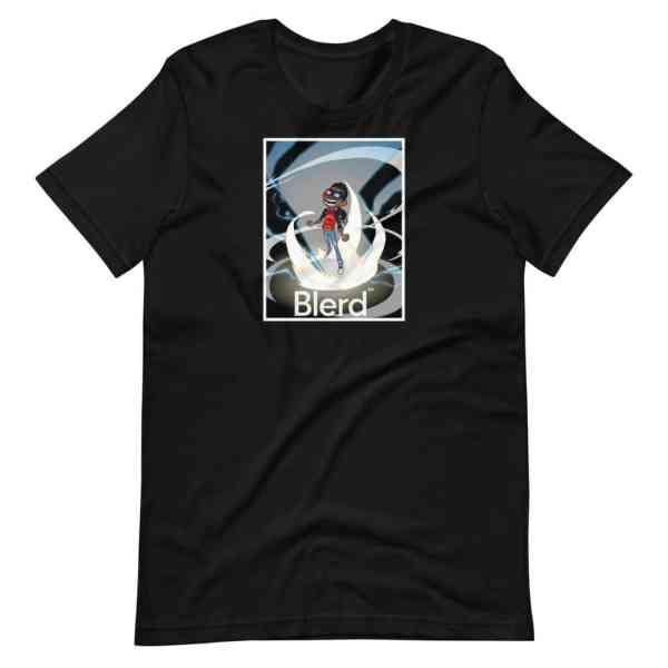 unisex premium t shirt black front 604fc183a1881