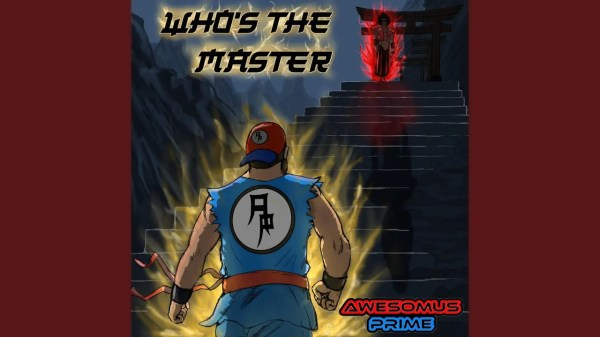 whos the master by dj awesomus prime