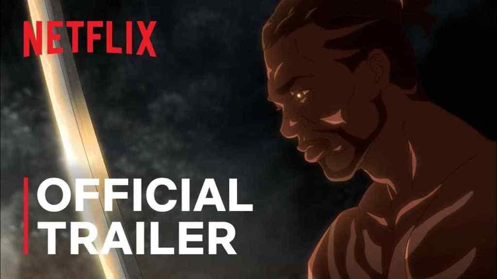 Yasuke Official Trailer
