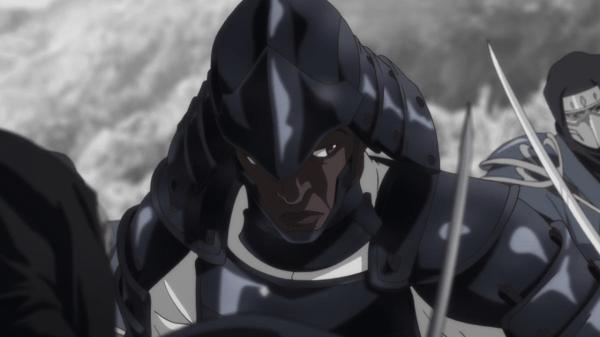Yasuke Teaser Trailer Netflix Anime