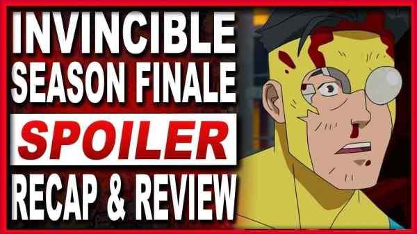 Invincible Season Finale Spoiler Review