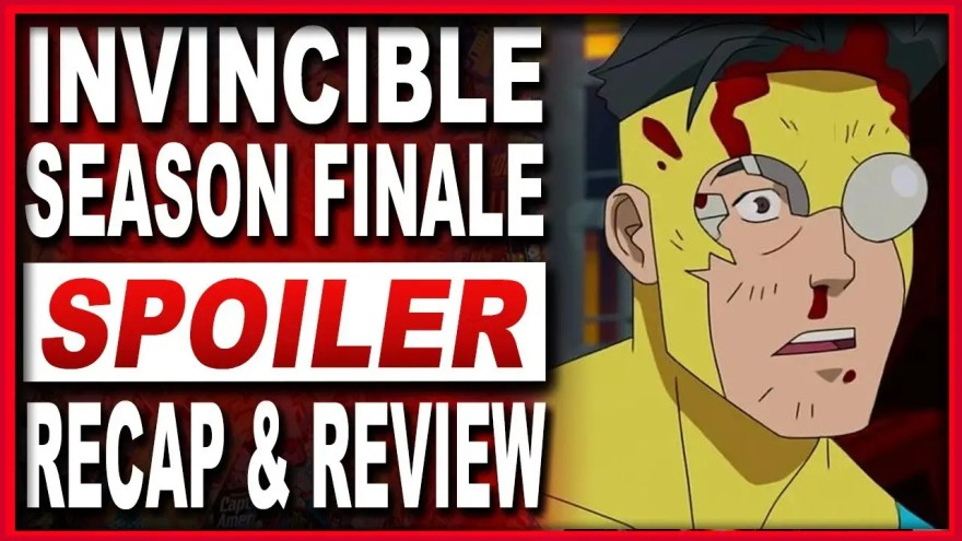 Invincible Season Finale Spoiler Review