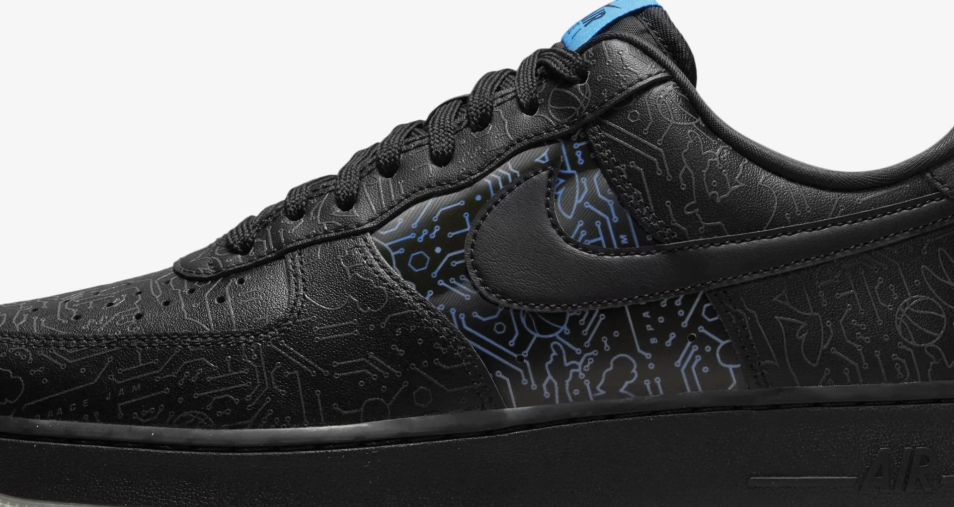 Air Force 1 07 x Space Jam A New Legacy Computer Chip 1