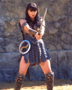 xena warrior princess resolutions