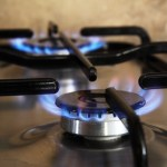 gas stove range burner