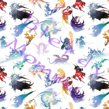 Final Fantasy Fabric