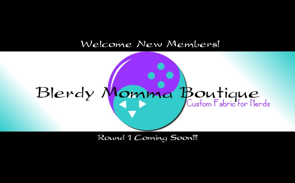blerdy momma boutique fabrics coming soon