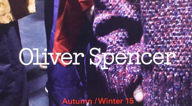 [Oliver Spencer] Parker Crew Sweater