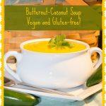 Butternut Coconut Soup