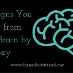 Seven Signs You May Suffer From *Chemo Brain by Proxy