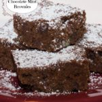 Chocolate-Mint Brownies