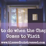 What to do When the Chaplain Visits