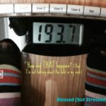 Weighty Matters: Four Things I Would Do Differently (#1 is the Hardest)