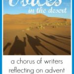 Voices in the Desert: A Child of Promise