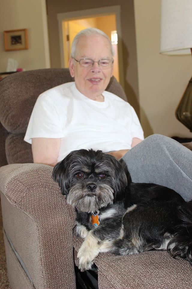 caregiver dog