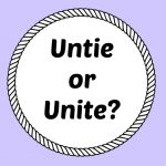 FMF:  Untie or Unite?  What's it going to be?
