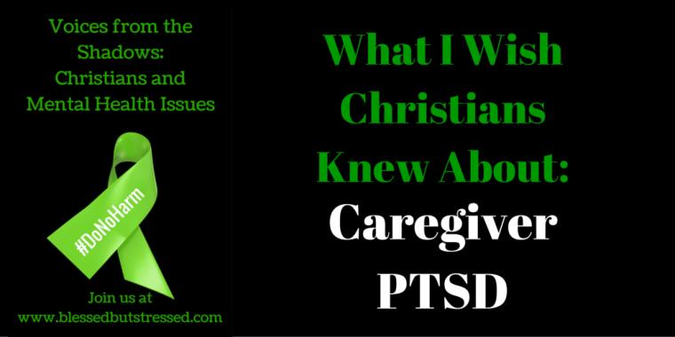caregiver PTSD