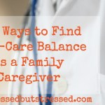 Six Tips for Family Caregivers During a Catastrophe