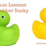 What a Rubber Ducky Taught Me About Salvation