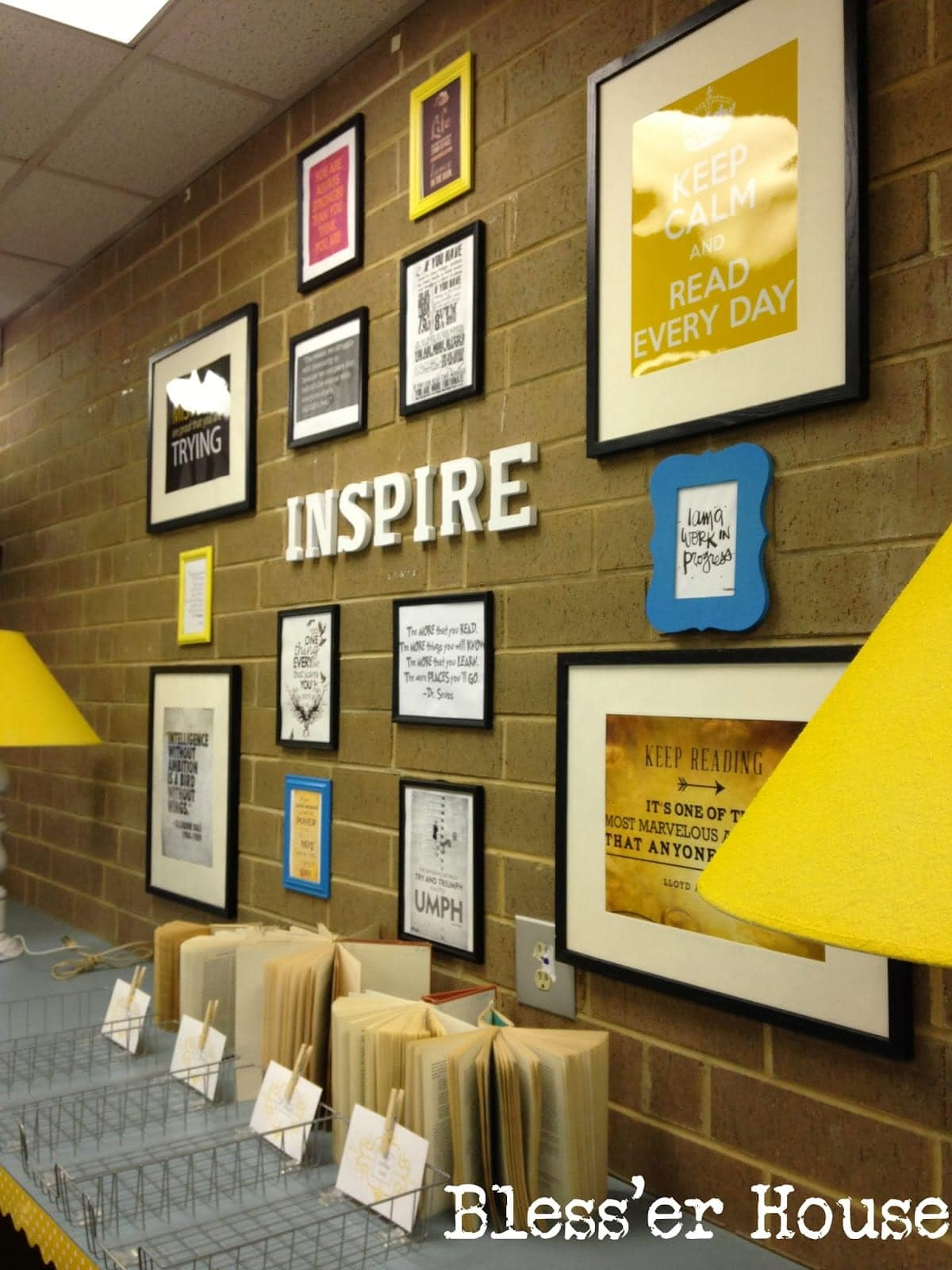Creating The Cozy Classroom On A Budget