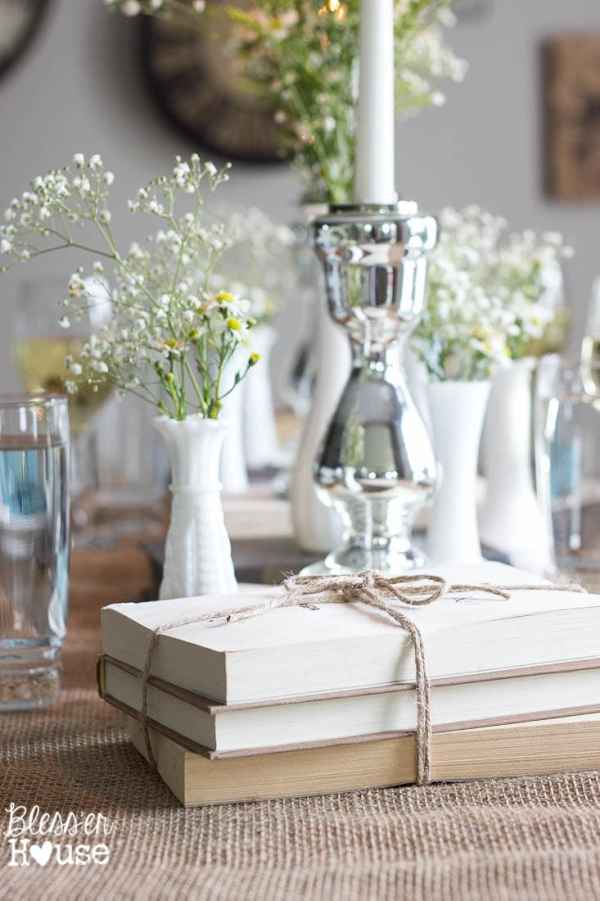 7 Ingredients to Create a Cozy Space | www.blesserhouse.com | spring tablescape