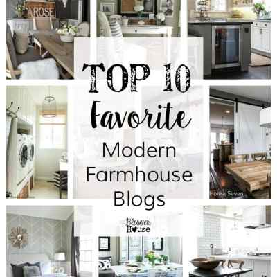 Top 10 Favorite Blogger Home Tours
