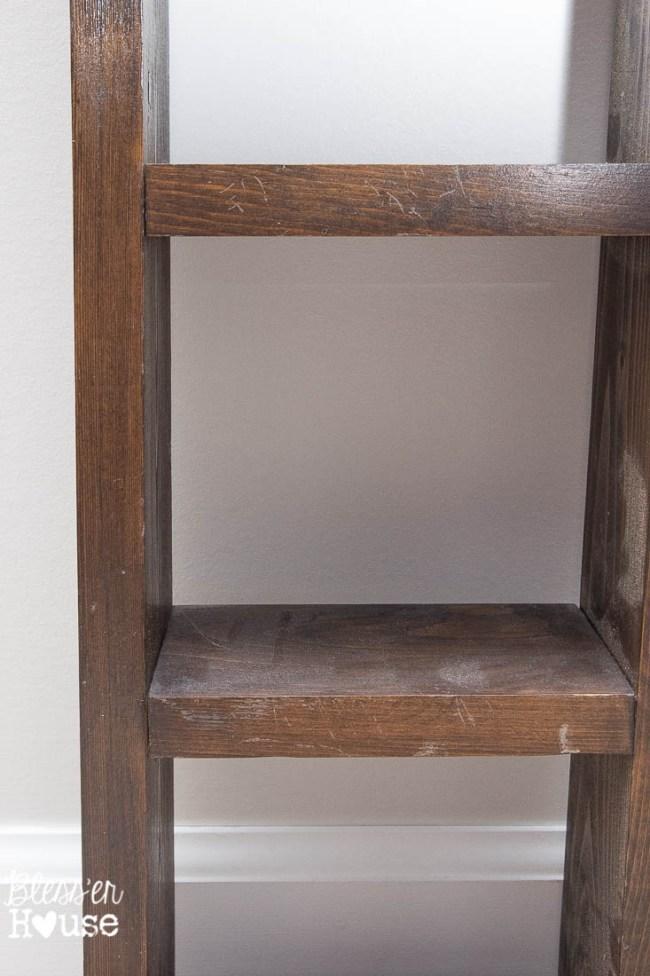 Repurposed Shelf Box Herb Garden (3 of 30)