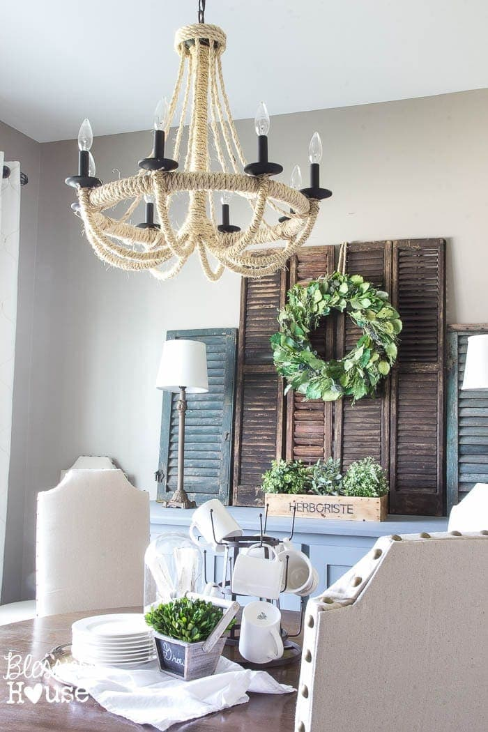 18 Inexpensive DIY Wall Decor Ideas - Bless'er House on Decorative Wall Sconces For Living Room Ideas id=39206