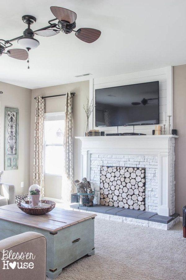 10 Stylish Non-Boring Ceiling Fans | Bless'er House