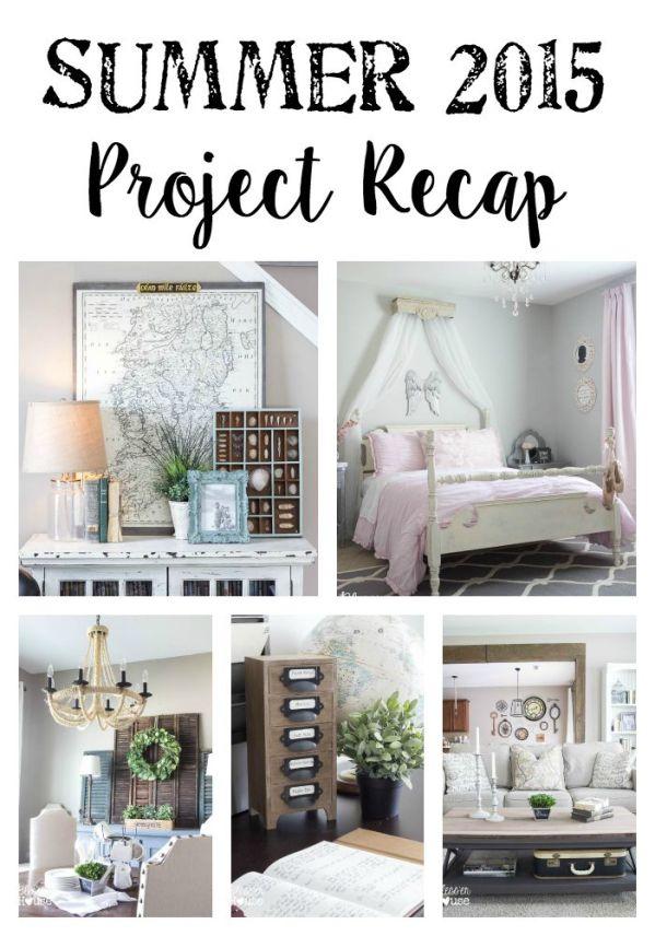 Summer 2015 Project Recap | Bless'er House