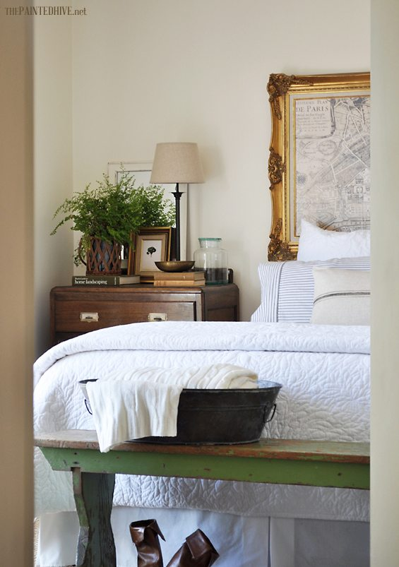 Fave Space Friday - The Painted Hive Master Bedroom   Bless'er House