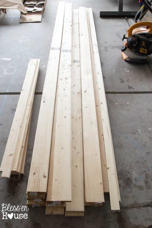 Cheapest and Easiest Board and Batten (Part One) | Bless'er House