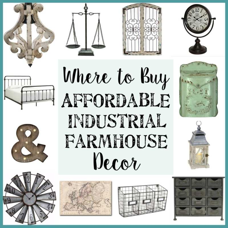 Cheap farmhouse decor online for Cheap house decor online