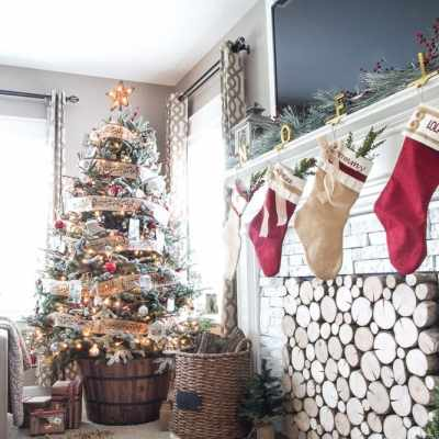 Christmas Home Tour 2015 Part 1